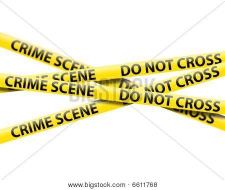 Verbrechen-Szene-Band