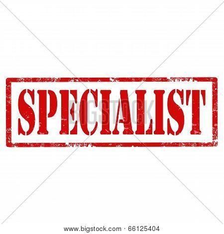 Specialist-stamp