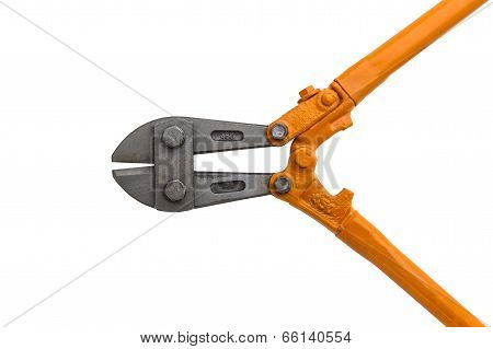 Big Heavy Duty Bolt Cutters.