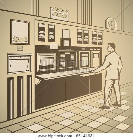 Operator Standing