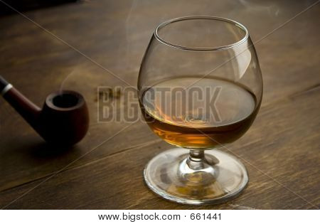 Brandy And Pipe I