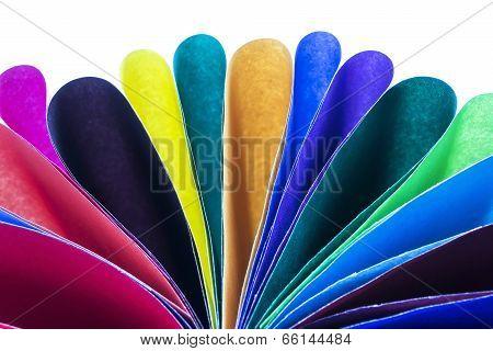 Multicolor Paper
