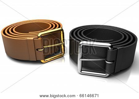 Pair of belt for men