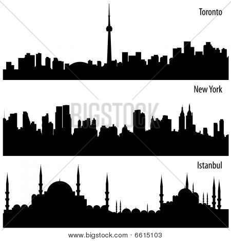 cityscape collection