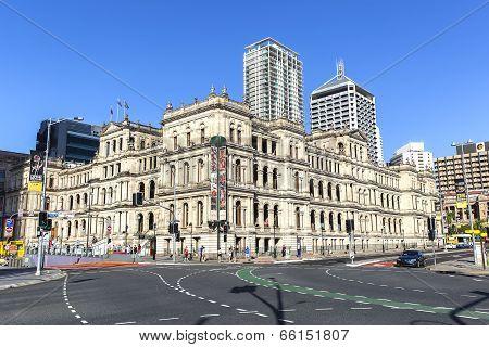 Brisbane Treasury Casino by day