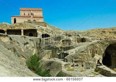 Cave city Uplistsihe