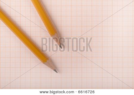 Pencils and Technical Paper