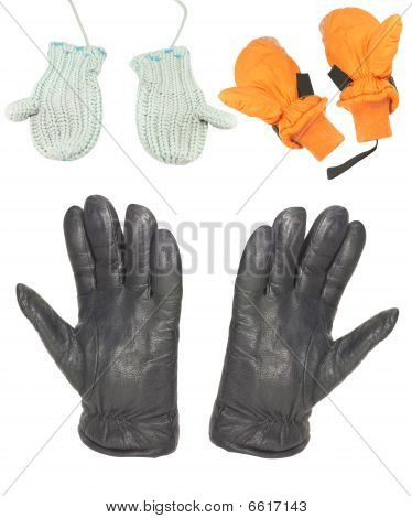 Gloves And Mitten