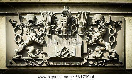 Arms of Prague