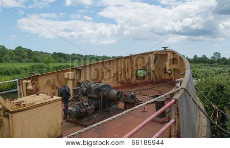 Tug Boat Winch