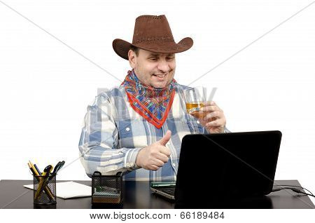 Cowboy Likes Music Video Clip In Youtube