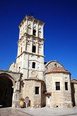 pic of larnaca  - Agios Lazaros Church - JPG