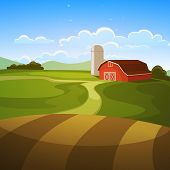 picture of fertilizer  - The farm background - JPG