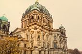 pic of dom  - Berlin Cathedral Church - JPG