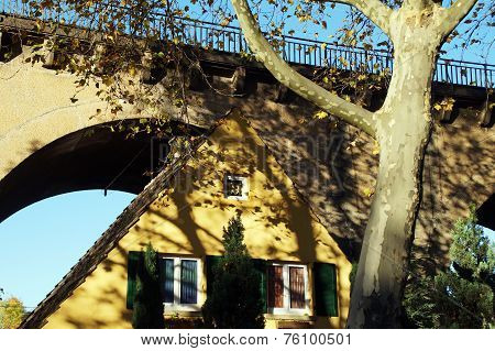 House Under The Bridge
