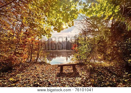 Farytale-like Mood In Autumn