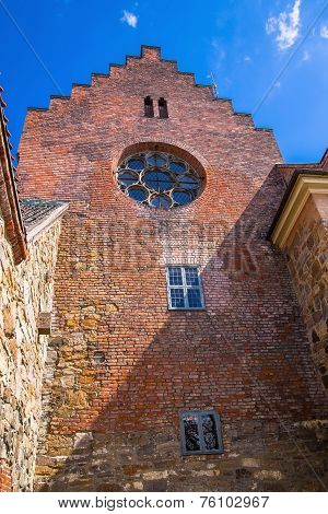 Church In The Castle Akershus