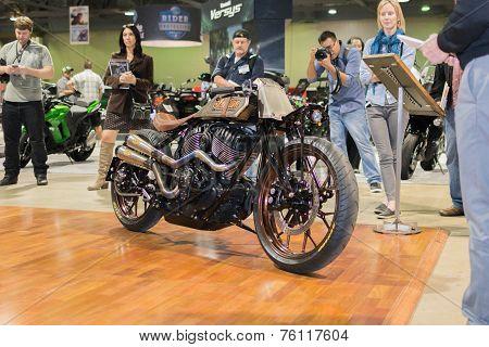 Rsd Custom Indian 2015 Motorcycle