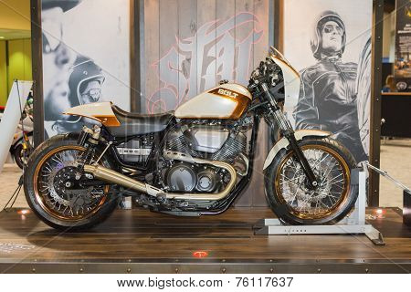 Yamaha Bolt Star 2015 Motorcycle