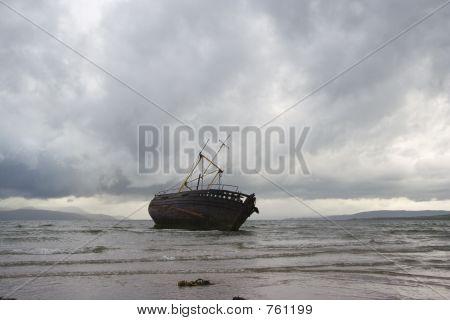 stormy derelict