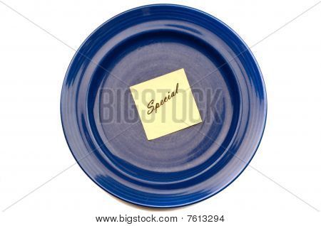 Blue Plate Special, With