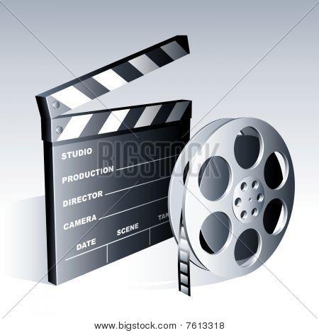 Film-Symbole.