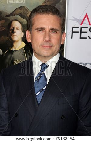 LOS ANGELES - NOV 13:  Steve Carell at the