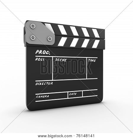 Film Movie Clapper