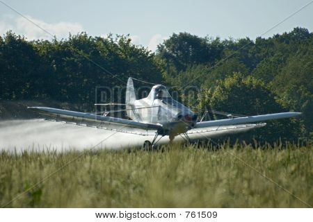 Low Flying Crop Duster