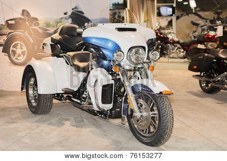 Harley-davidson Tri Glide Ultra 2015