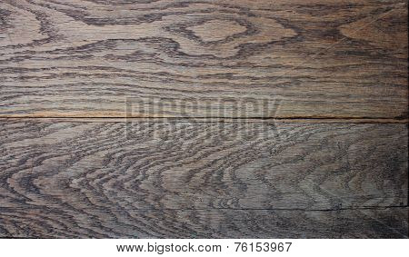 Beautiful Textured Oak Plank