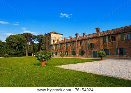 Villa Emo - Fanzolo Treviso Italy