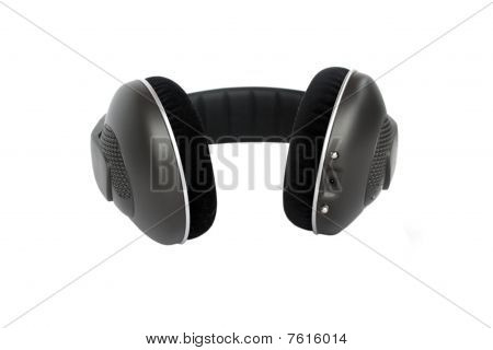 Hi-fi Wireless Headphones Isolated