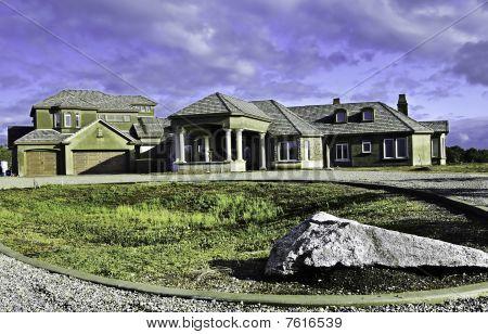 Casa estilo fazenda