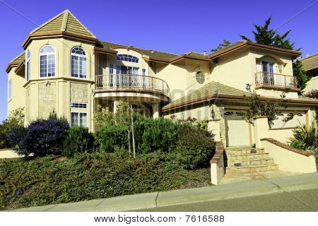 American Modern House
