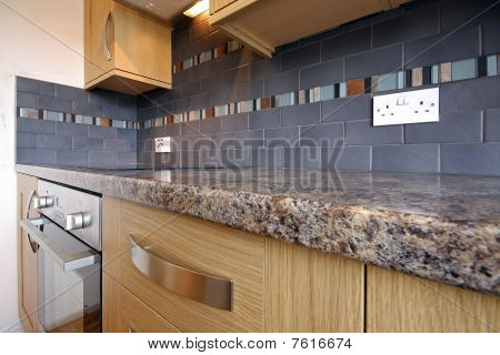 House Interior - Kitchen