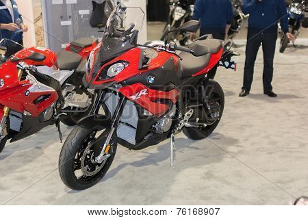 Bmw S 1000 Xr 2015 Motorcycle