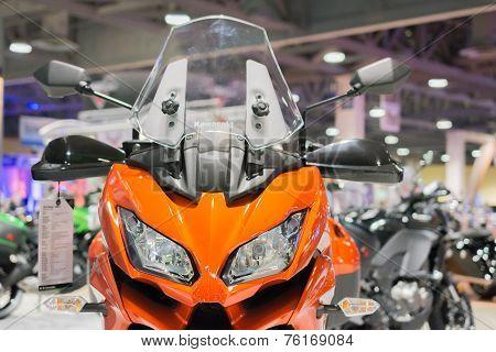 Kawasaki Versys 1000 Lt Motorcycle