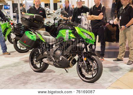 Kawasaki Versys 650 Abs Motorcycle