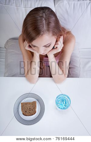 Girl On A Bread And Water Diet