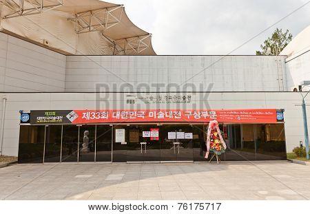 Seoul Gyeonghuigung Museum Of Art, Korea