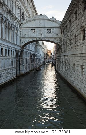 Bridge Of Sighs, Venice, Veneto, Italy