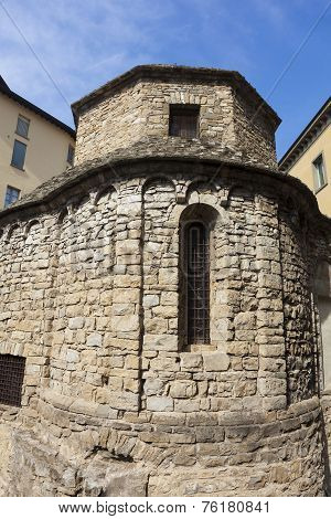 Church In The City Of Bergamo, Lombardy, Italy
