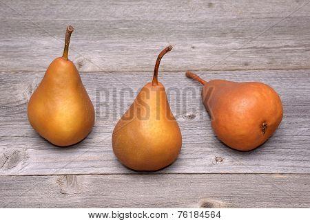 Kaiser pears