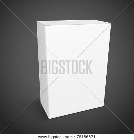 Blank Packing Box