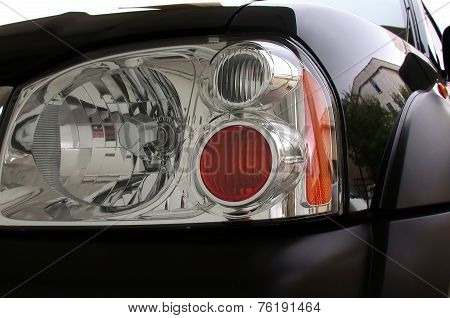 Pickup Headlight