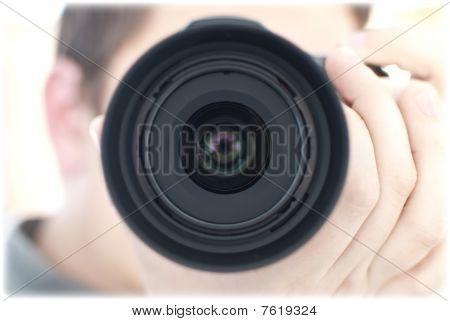 Photograph & lens