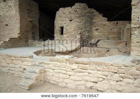 Native American Ceremonial Chamber