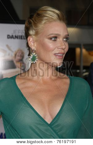 LOS ANGELES - NOV 3:  Laurie Holden at the Dumb and Dumber To Premiere at the Village Theater on November 3, 2014 in Los Angeles, CA