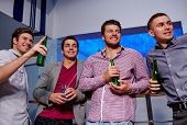 stock photo of bachelor party  - nightlife - JPG